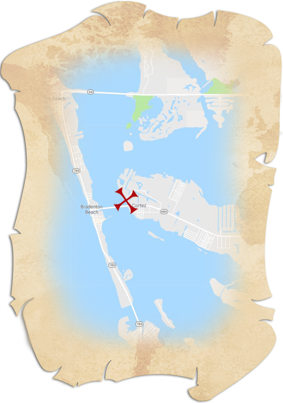 Treasure Map graphic